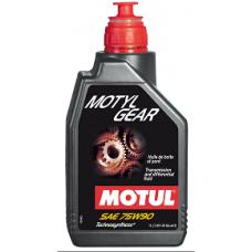 100093/105783 MOTUL Gear 75w90 GL-4/5 трансм. п/с 1л