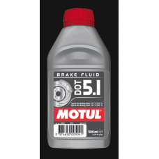 100950 MOTUL DOT 5.1 тормозная жидкость BF 0,5 л